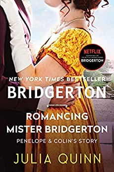 Romancing Mister Bridgerton (Bridgertons Book 4) by [Julia Quinn]