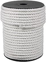 Sisal String 4/C 8 mm 50 m Wit Pack van 5