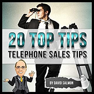 Telephone Sales Tips (20 Top Tips) cover art