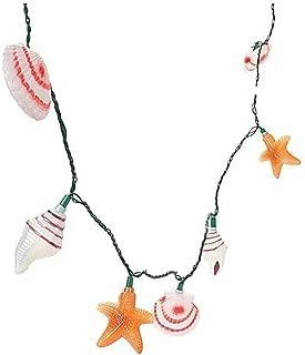 Fun Express Seashell Beach Party Patio Light String