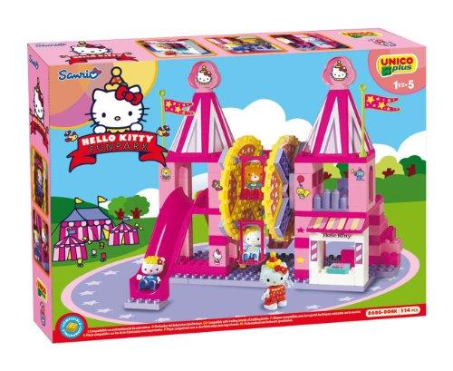 Unicoplus 8686–00HK–Hello Kitty Fun Park Riesenrad