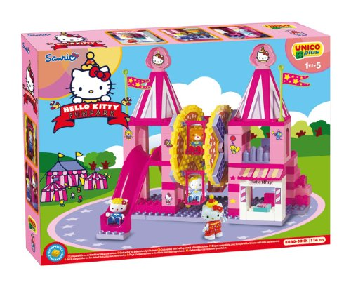 Unicoplus 8686 – 00HK – Hello Kitty Fun Park Riesenrad