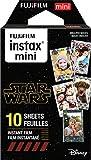 Fujifilm Instax Mini 9 Star Wars Instant Camera Film (10 Exposures, Short-Dated - Expires June 2021)