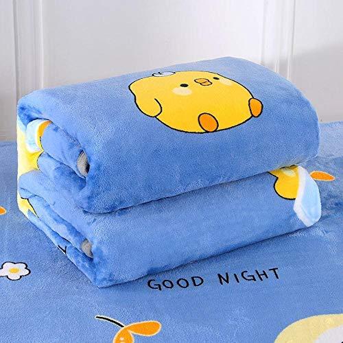 ZR1LZ Bettdecken Ultra Plüsch Warme Tagesdecke Bettwäsche,Geeignet für Sofa oder Bett/Stuhl/Auto