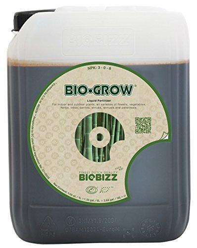 BioBizz Bio Grow plantas nutrientes aditivo feeds orgánico fertilizante líquido