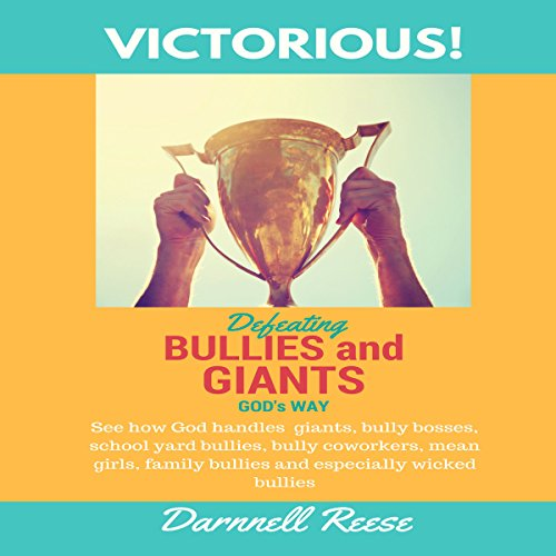 Victorious! audiobook cover art