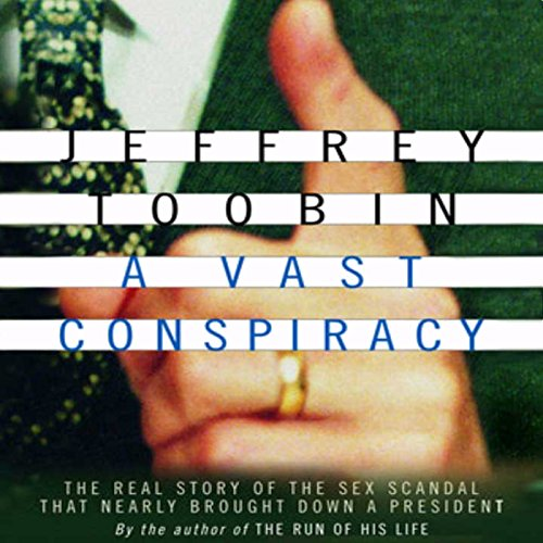 A Vast Conspiracy audiobook cover art