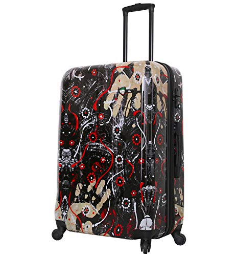 Mia Toro Coming Together Spinner L Suitcase, 74 cm, 98 litres, Multicolour