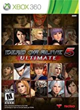 X360 DEAD OR ALIVE 5 ULTIMATE