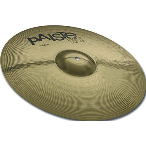 Paiste 870.11 16-inch Brass Crash Cymbal (Golden)