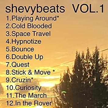 shevybeats, Vol. 1 (Instrumental)