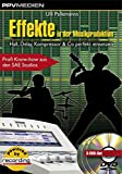 Effekte in der Musikproduktion [3 DVDs] - -