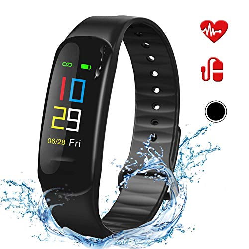 CHIYANTECH Activity Fitness Tracker, Wearable Sensors Health...