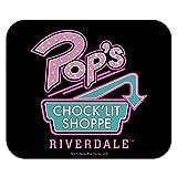 Riverdale Pops Chock'lit Shoppe Low Profile Thin Mouse Pad Mousepad
