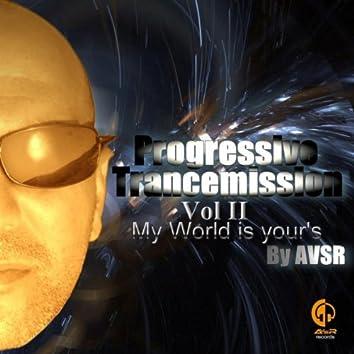 Progressive Trancemission Vol II by AVSR