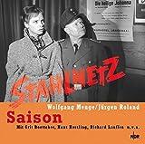 "Stahlnetz Hörbuch: ""Saison"""