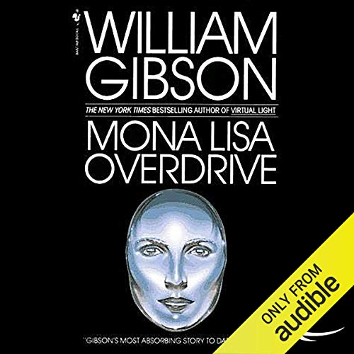 Couverture de Mona Lisa Overdrive