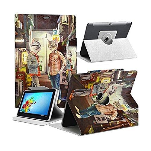 Seluxion Schutzhülle, Motiv MV14 Universal S für Gigabyte Tegra NOTE 7 Tablet