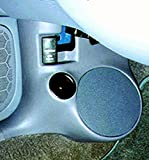 Q Logic Q Forms 6.5' Kick Panel Speaker Enclosures for Ford Mustang 1994-2004