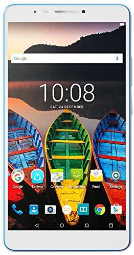 Lenovo TB-7703F Tab3 7 Plus - Tablet de 7'' (WiFi, Quad Core Qualcomm Snapdragon, RAM de 2 GB, memoria interna de 16 GB, Android 6.0) color blanco