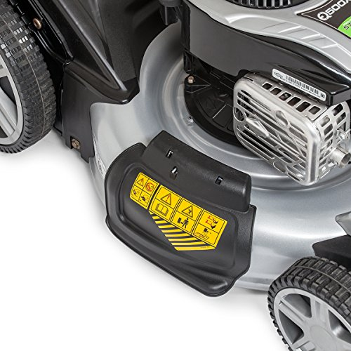 Murray EQ500X, Tagliaerba Semovente a Benzina Autopropulso da 46 cm, con Motore Briggs & Stratton 575EX Series