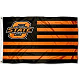 College Flags & Banners Co. Oklahoma State Cowboys Stars and Stripes Nation Flag
