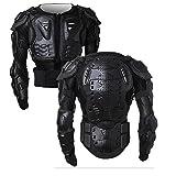 wildken veste armure moto blouson motard gilet protection Équipement de moto cross scooter vtt enduro homme ou femme noir xl