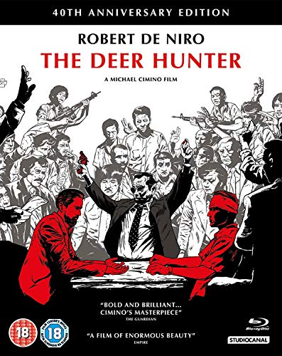 The Deer Hunter 40Th Anniversary Edition [Edizione: Regno Unito]
