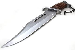 Wild Turkey Handmade Western Outlaw Bowie Knife (BW)