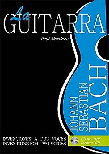 La guitarra.invenciones a dos voces