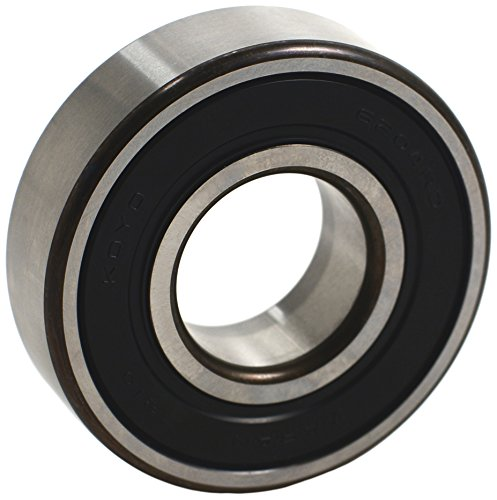 Koyo USA 6203 2RDC3 GXM Koy Ball Bearing, 17 mm Bore Size, 40 mm Outer Diameter, 1.5748