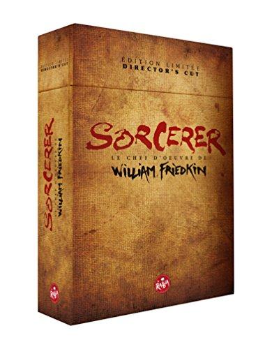 The Sorcerer - Atemlos vor Angst - Directors Cut Ultimate Edition - Mediabook Combo Blu-ray + DVD - Booklet (50p) + Script (164