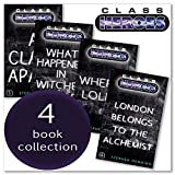 Class Heroes Volumes 1-4: Class Heroes 4 Book Collection (English Edition)