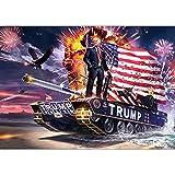 asasI9 Trump Poster Donald Trump Amerikanischer Präsident