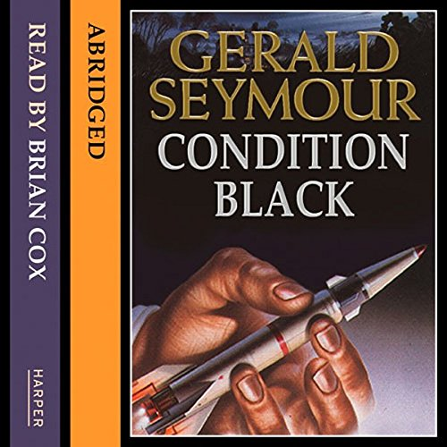 Condition Black cover art