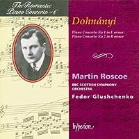 Romantic Piano Concerto, Vol. 6 - Dohn?nyi: Piano Concerto No. 1 in E minor; Piano Concerto no. 2 in B minor (1994-02-01)