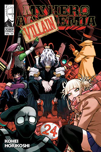 My Hero Academia 24: Volume 24