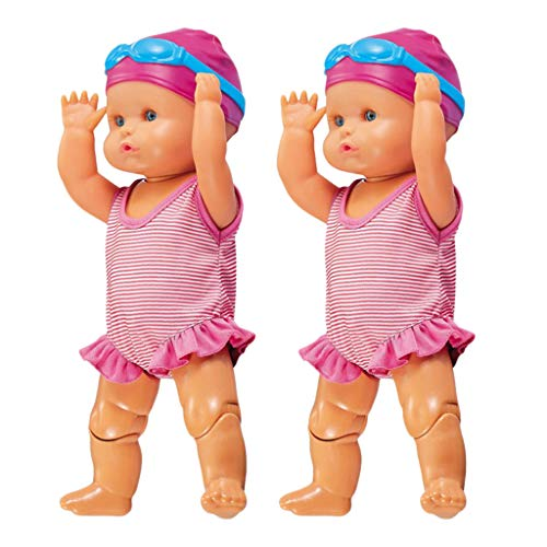 Harilla 2 Lote de Herramientas de Natación con Control Remoto para Niños