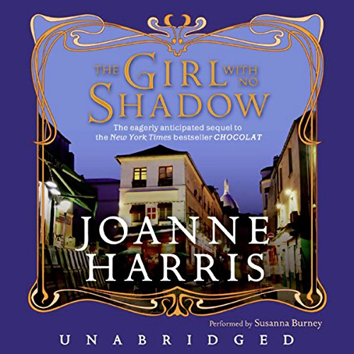 The Girl with No Shadow cover art