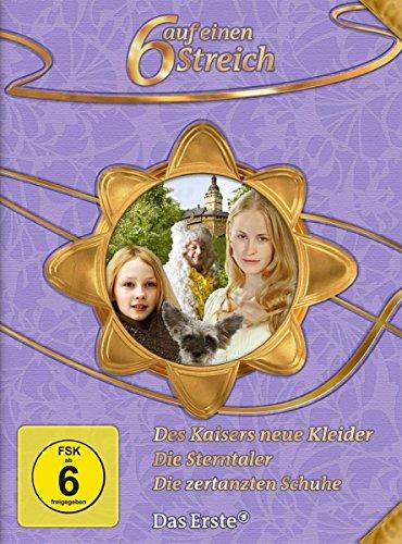 Sechs auf einen Streich - Märchenbox, Vol. 7 (3 DVDs)