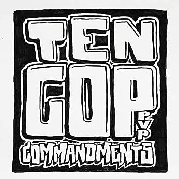 Ten Cop Commandments