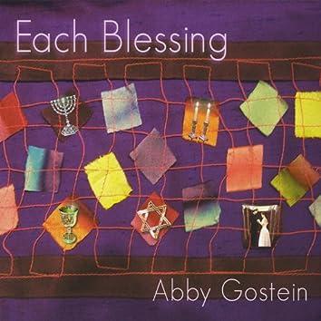 Each Blessing