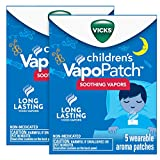 Best Vicks For Kids - Vicks Children's VapoPatch Long Lasting Soothing Vicks Vapors Review