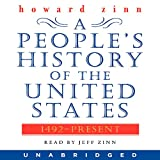 A People's History of the United States - Format Téléchargement Audio - 50,19 €