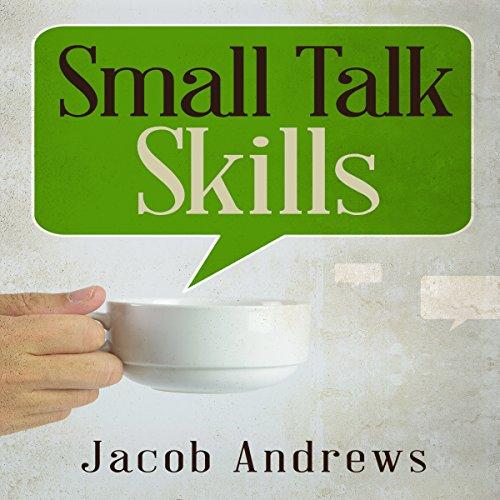 Small Talk Skills audiobook cover art