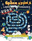 libro de actividades a partir de los 6 años: laberinto colorear sudoku búsqueda de números : Con todas estas variedades de actividades incluidas, ... a crecer y desarrollarse intelectualmente