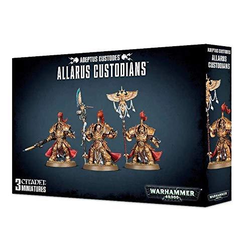 Games Workshop Warhammer 40,000 Adeptus Custodes Allarus Custodians Miniatures