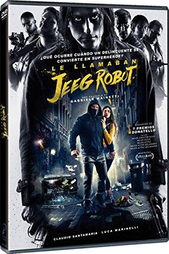 Lo chiamavano Jeeg Robot (LE LLAMABAN JEEG ROBOT - DVD -, Spanien Import, siehe Details für Sprachen)