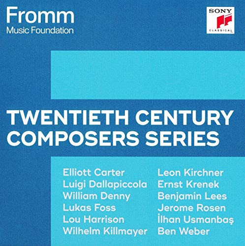 Fromm Music Foundation 20th Century Composer Series