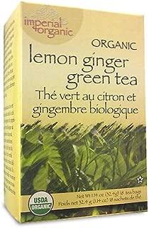 Uncle Lee'S Tea Tea Og2 Imp Lemon Ginger 18 Bag